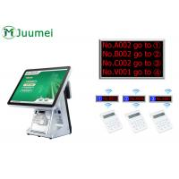 Buy cheap Multifunctional Automatic Advanced Queue Management System With Single Button product