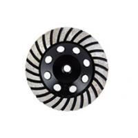 Buy cheap Diamond Turbo Row Cup Wheel for grinding stone and concrete product
