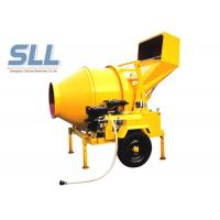 Buy cheap 750 Liters Industrial Cement Mixer / Construction Mixer Machine Electric Type product