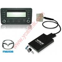 Buy cheap Mazda 2003-2011 USB SD AUX MP3 Interface Adapter (YATOUR Car Digital CD Changer) from wholesalers