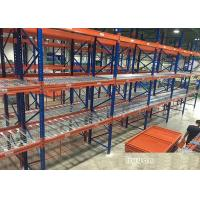China Q235 Steel Wire Pallet Rack 1200KG Heavy Duty Storage Powder Coated Surface on sale