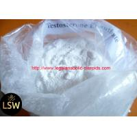 Buy cheap 99% Purity CAS 315-37-7 White Cutting Cycle Steroids Powder Testosterone Enanthate For Fast Muscle product