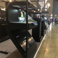 """Buy cheap Tempered Glass 1920x1080 22"""" 3D Hologram Advertising Player product"""