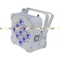 Buy cheap Durable Dmx Par Light , Battery Operated Wireless Led Portable Uplight Can Spot Lights from wholesalers