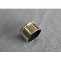 Buy cheap Low Noise 140N/Mm² Self Lubricating Bearings For Auto Parts product