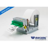 Buy cheap Heavy Duty High Speed Kiosk Thermal Printer Usb Mini 3 Inch Roll To Roll Label from wholesalers