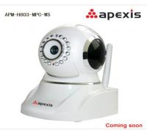 Buy cheap Câmera infravermelha sem fio APM-H803-MPC-WS do IP de Apexis Megapixel product