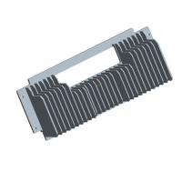 China Heat Insulation Extruded Aluminum Profiles For Medical Equipment Corrosion Resistance on sale