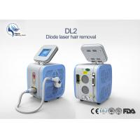 Buy cheap Fast Professional Portable 808nm Diode Laser Permanent Hair Removal Machine from wholesalers