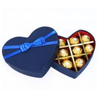 China Luxury Fancy Heart Shaped Packing Chocolate Gift Box Custom Paper Packaging Box/Food/Cake/Pizza/Chocolate Boxes on sale
