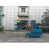 China Z4106 In door & Out door use Self Propelled One Man Boom Lift wholesale
