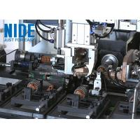 Buy cheap Automatic Power Tool Motor Production Line Motor Armature Winding Machine product