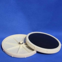 Buy cheap Silicon Air epdm Membrane Fine Bubble Diffuser For Aeration Tank product