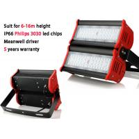 China High Efficiency 11000LM LED Low Bay LED Shop Lights With 6-16m Height , 100w Power wholesale