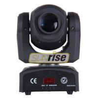 Buy cheap 30W Mini LED Spot Moving Head Light For Dance Hall , Moving Club Lights from wholesalers