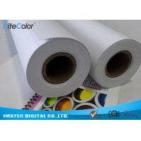 Buy cheap Inkjet Matte PP Synthetic Paper , Poster Tear resistant Paper 8mil Thickness product