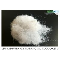 Buy cheap Low Defect Rates Non Woven Polyester Fiber 80D X 64MM For Insulation Panels product