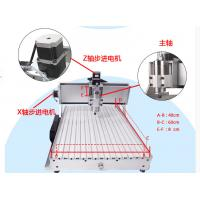 China 3 axis cnc 6040 cnc router/cnc Millinging Machine/CNC Engraving Machine/cnc6040 110V 1.5K on sale