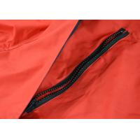 Buy cheap Red Color Mens Waterproof Overalls , European Size Cotton Work Coveralls product
