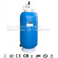 Top Mounted Swimming Pool Water Well Sand Filter With Pump