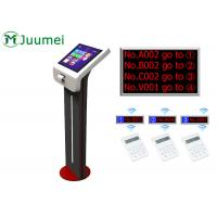 Buy cheap Personalized Design Ticket Dispenser Machine Interactive Digital Signage Display product