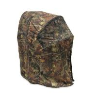 Buy cheap Nylon Shell Single Shooter Chair Hunting Blind With 2 Side Port Zip Windows, Durable Hunting Tent Blinds For Hunting product