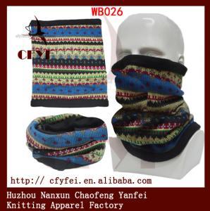Buy cheap Os scarves exteriores do inverno do serice do OEM tosam o inverno barato do chapéu do esqui da máscara protetora product