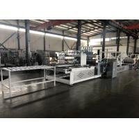 Buy cheap Automatic Corrugated Carton Folder Gluer Machine For Side Gluing product