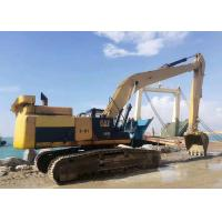Buy cheap 20 Meter Excavator Extension Arm 3400 Mm Fold Height Heavy Duty Dredging Work from wholesalers
