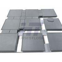 Buy cheap Steel Low Profile Raised Floor Trucking For Wires 500 x 500 mm product