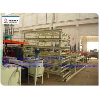 Buy cheap Semi Automatic MgO Board Production Line With 1500 Sheets Large Capacity Per Days 8 Hours product
