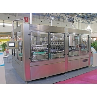 Buy cheap Beer Production Line 200ml Carbonated Soft Drink Filling Machine product