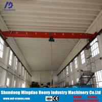 Buy cheap Pendent + Remote Hoist Control Overhead Hoist Crane with Lower Price product