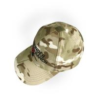 Buy cheap Mens Outdoor Hiking Hat , Military Tactical Camo Baseball Cap With Printed Pattern product