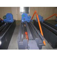 China Tube Rolling Machine For Furniture Tube , Core Pipe Making Machine on sale