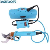 Buy cheap 45mm Electric Pruning Shears With 40V Lithium Battery product