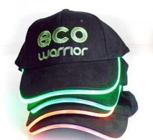 Buy cheap 多彩なLEDによってつけられる帽子、LEDの点滅の帽子、LEDの帽子 product