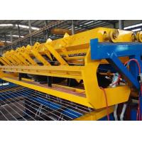 Quality Large Automatic Welding Machine For Integrated Welded Mesh Production Line for sale