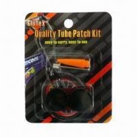 Buy cheap Bike Repair Kit, Includes Four Pieces Glueless Patches and 37mm Inflatable Needle product