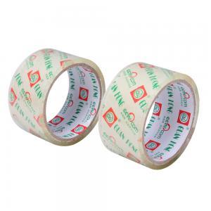 Buy cheap Impression adhésive acrylique d'offre de BOPP de bande qui respecte l'environnement d'emballage pour le bureau from wholesalers