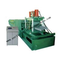 China Metal C Z Purlin Roll Former , Cold Purlin Roll Forming Machinery High Speed on sale