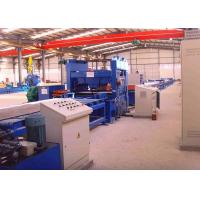 Buy cheap Uncoiling Leveling Coil Cutting Machine Cut To Length Line 5x1250 For Light Pole product