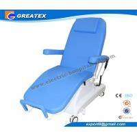 Medical Dialysis Chair With Two Electric Motors Infusion
