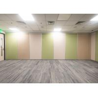 Buy cheap Satin Anodised Portable Wall Partitions , Portable Classroom Partitions Excellent Barrier Effect product