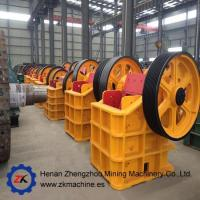 China Jaw Crusher for stone, ore, mineral, limestone, rock on sale