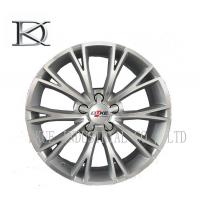 Concave Alloy Steering 4X4 Custom Wheels For SUV , SUV Black Rims Forged