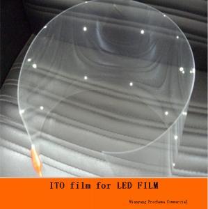 Buy cheap 導かれたガラスのための ito ペット フィルム product