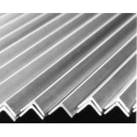 Buy cheap 201 200 Series Stainless Steel Angle Bar Customized Thickness For Household product
