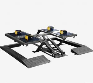 Buy cheap Heavy Duty Pneumatic 10000 Lbs Motorcycle Lift Bench product