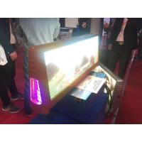 Buy cheap Die Casting Taxi Led Display Cabinet 4G 3G GPS Location Program Functions from wholesalers